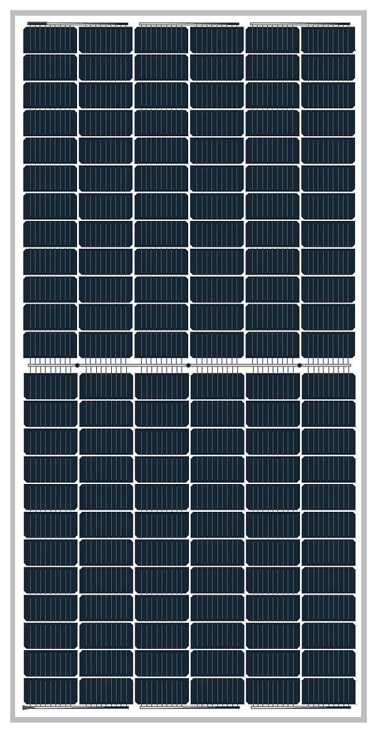 430 - 450 Wp Pennar Gamma Series Solar Panel