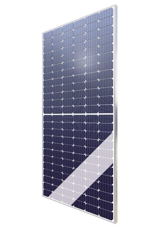 525 - 545 Wp Axitec Monocrystalline Solar Panel