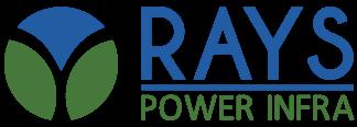 Rays Power Infra Logo